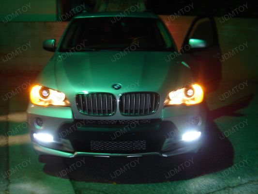 BMW - X5 - LED - Daytime - Running - Lights 06